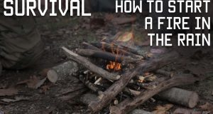 How-to-start-a-fire-in-the-rain-Survival-Training-Tactical-Rifleman