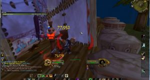 Legion-Beta-Survival-Hunter-One-target-Training-dummy