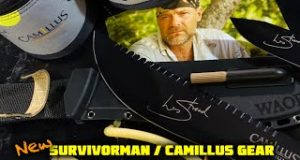 Les-Stroud-Camillus-Survivorman-Survival-Kits-Knives-SlingSHOT-Pt-1