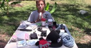 My-Survival-Bag-Items-Learn-Spanish-Style-Kid-Prepper