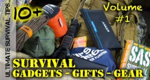 NEW-10-Survival-Gifts-Gear-Crazy-Gadgets-in-7-Minutes-GEAR-Blitz-VOLUME-1-Best