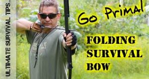 NEW-BEST-Survival-Hunting-Bug-Out-Bow-EVER-Go-Primal-Folding-Long-Bow-Archery-Bug-Out