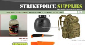 Strikeforce-Supplies-Prepping.D.of-E-Camping-Survival-Cadets-ScoutsHiking-Paintball