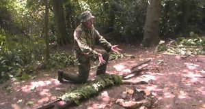 The-Knot-Man-Survival-Episode-2-Simple-leaf-Shelter-1