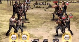 Walking-Dead-Road-to-Survival-Level-17-Training-Camp-Zone-Stage-8