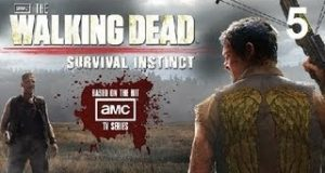 Walking-Dead-Survival-Instinct-Part-5-Gathering-Supplies-HD