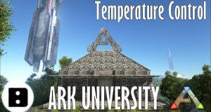 ARK-University-Survival-Training-Temperature-Control