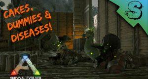 Swamp-Fever-Birthday-Cake-Training-Dummies-Ark-Survival-Evolved-S2E15